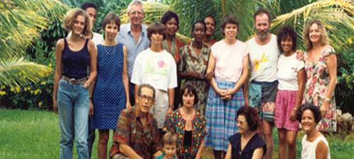 Les Baladins de Guadeloupe... 20 ans déja !