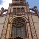 A la Cathédrale de Fort-de-France