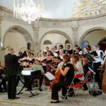Avec la soliste Leïla Brédent, les Baladins chantent Schubert