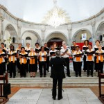 Concert Baladins Cathédrale de Basse-Terre Mai 2013