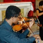 Jeunes musiciens de Chevalier de St Georges