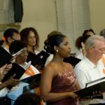 Leïla Brédent chante Schubert avec Les Baladins