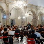 L'orchestre dirigé par Luigi Greco