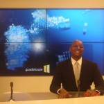 Marlon Daniel à RFO