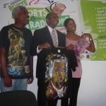 Marlon Daniel reçu à la CASBT