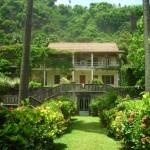 Martinique Presbytère St Pierre 043