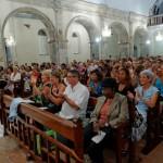 Public nombreux à la Cathédrale de Basse-Terre