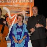 Quatuor Glissando de Claire Lefur à Bouillante