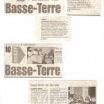 Concerts Gourbeyre-Capesterre Belle-Eau et Ste Rose